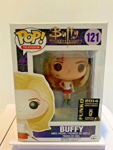 Buffy the Vampire Slayer Buffy 121 2014 Convention Exclusive Funko Pop