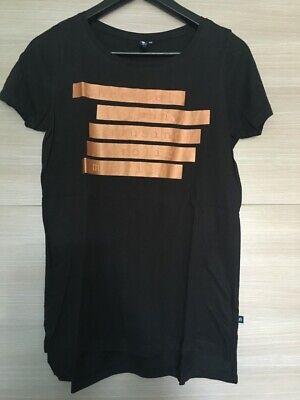 Zwarte t-shirt S. Oliver maat XS