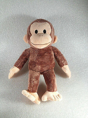 "16"" Curious George MONKEY stuffed ANIMAL PLUSH TOY"