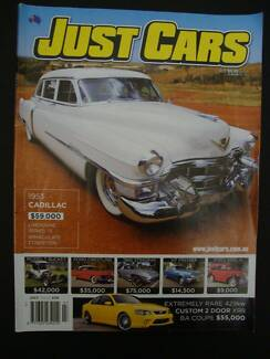 Just Cars magazine - Issue #209 - 2013 (car magazine)
