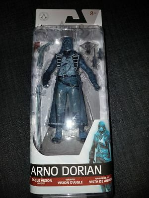 Assasin's Creed Arno Dorian Eagle Vision Outfit Figur ( McFarlane Toys ) - Assasins Creed Outfits