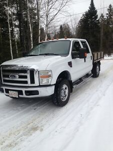 2008 Ford F-250 Superduty