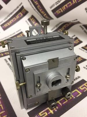 Huber 611 Monochromator For X-ray Optics 611-939 615.2-334 Ge-cu