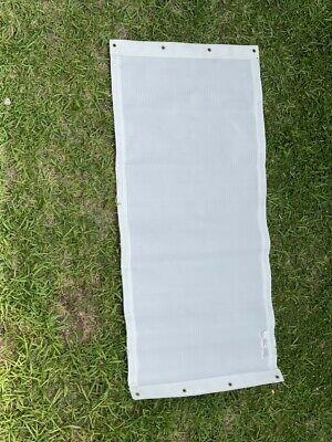 HURRICANE WINDOW IMPACT RESISTANCE FABRIC PANELS 200 AVAILABLE