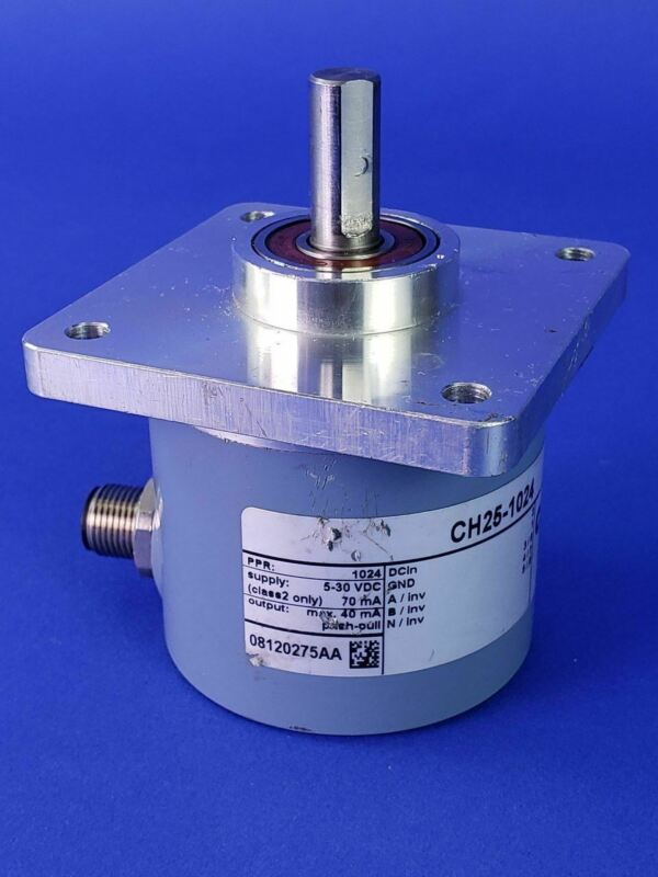 Celesco TE Connectivity Rotary Incremental Encoder CH25-1024