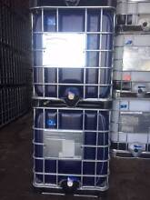 1000L Black Bladder UV Protected Food Grade IBC Riverstone Blacktown Area Preview