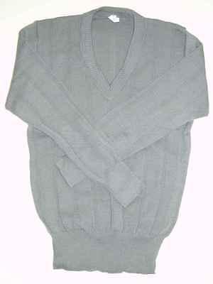 Original NVA MdI Pullover oliv, ungetragen, neuwertig, Outdoor, Angeln