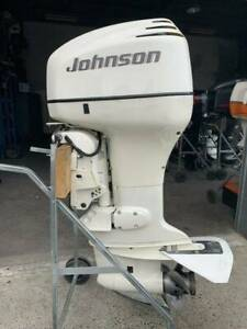 115hp Johnson Outboard Southport Gold Coast City Preview