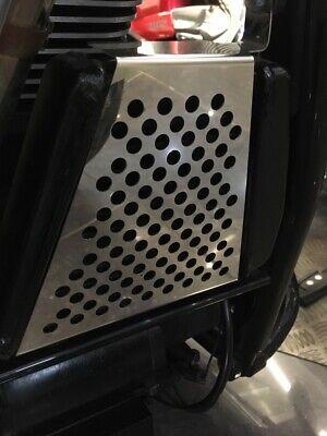 <em>VICTORY</em> MOTORCYCLES OIL COOLER COVERRAD COVER