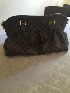 Louis Vuitton Bag - Brown Bundoora Banyule Area Preview