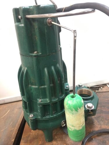 Zoeller 1/2 HP Automatic Submersible Sewage Pump