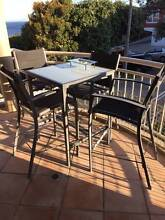 4 chair and table entertainment set Clovelly Eastern Suburbs Preview