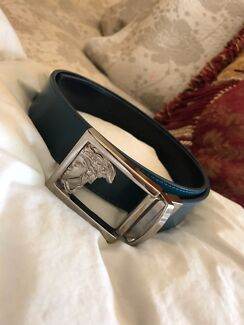 Authentic Double Sided Versace Belt