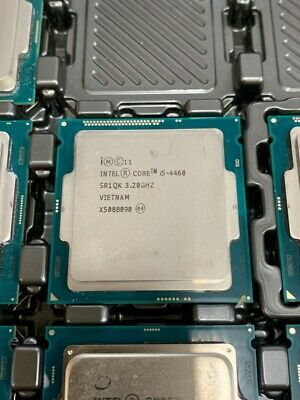 Intel Core i5-4460 SR1QK 3.20GHz Quad-Core Socket 1150 (LGA1150) CPU Processor