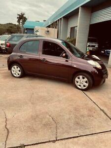 2008 Nissan Micra (Automatic) Ludmilla Darwin City Preview