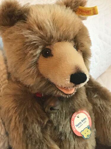 Steiff Bear 1930 Teddy Baby
