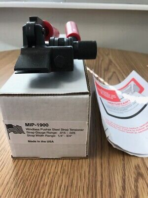 Mip 1900 Windlass Strapping Tool