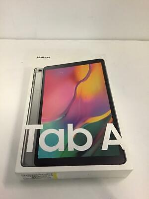 "Samsung Galaxy Tab A 32GB 10.1"" Silver Android Tablet 2019 SM-T510NZSAXAR NFS"