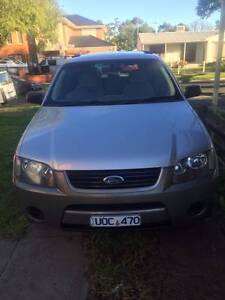Ford Territory 2005 low km 156000 Box Hill Whitehorse Area Preview