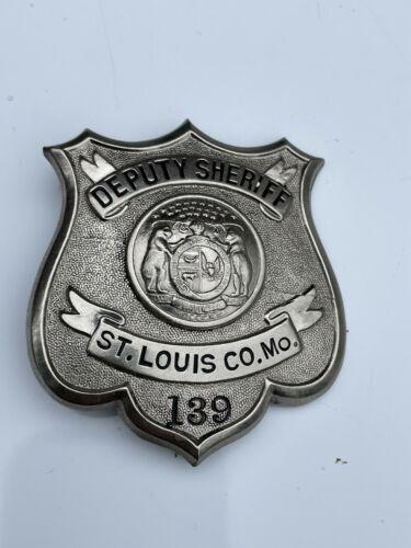 Obsolete 1930s St Louis County MO Missouri