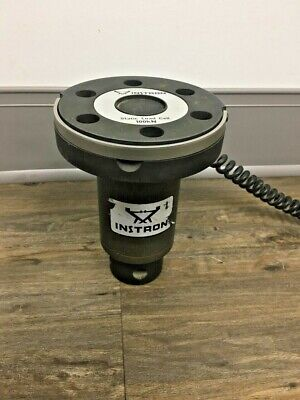 Instron 20k 100kn Tension Compression Static Load Cell Model 2578-801