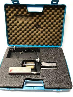 Ametek Jofra Mpc-140 Digital Pressure Calibrator 140 Bar Gauge 3000 Psi Pump