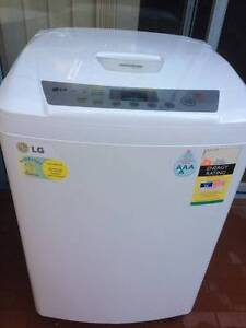 LG 7.5kg Top Loading Washing Machines Naremburn Willoughby Area Preview