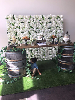 FLOWER WALL HIRE $100
