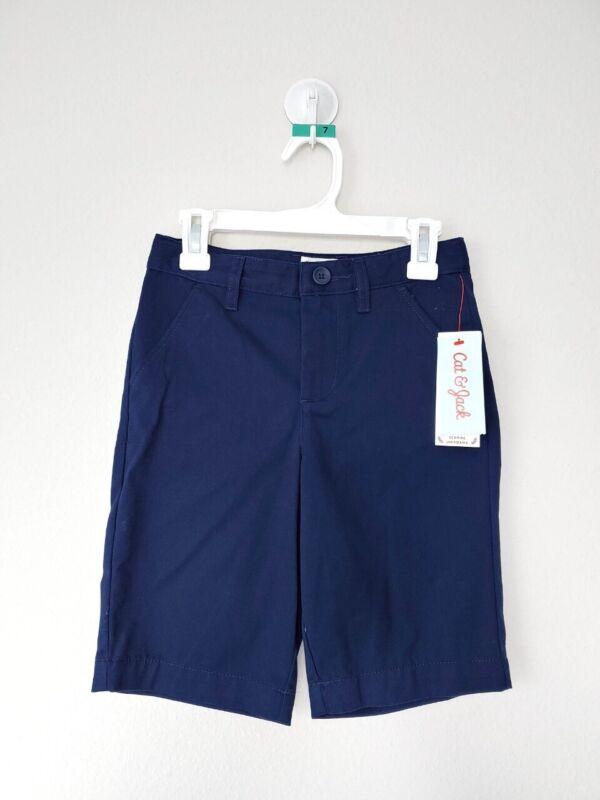 New Uniform - Dress- Shorts - Cat & Jack - Navy Blue Size 7
