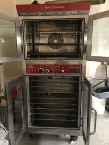 Convention oven