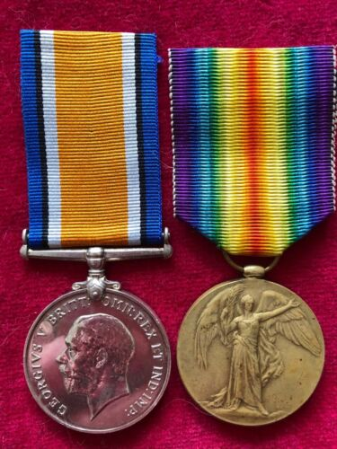 31 Canadian Infantry, Alberta Regiment, medal pair