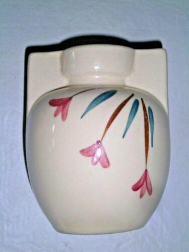 Vintage Purinton Shooting Star Winged Vase Slip Ware Pottery Jug Art Deco