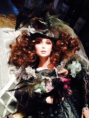 Zoe Doll / Signature Series Collection by Seymour Mann