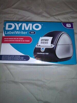 Dymo Labelwriter 450 Thermal Label Printer 1752264
