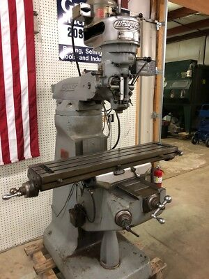 Bridgeport Milling Machine 42 Table
