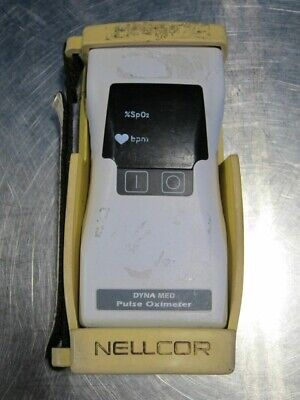 Sims Bci 3300dyn Dynamed Pulse Oximeter With Nellcor Case Dms13