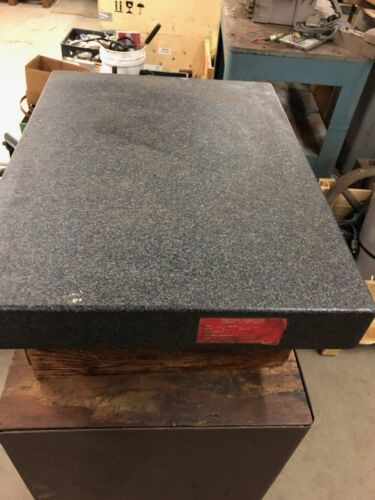 18 x 24 x 3 Granite Surface Plate, B Grade,