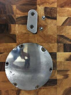 Harley Davidson Sportster OEM Derby And Inspection Covers