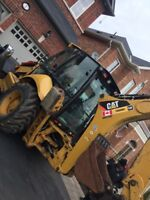 Backhoe,Bobcat,Excavator,  Dump Trailer For Rent