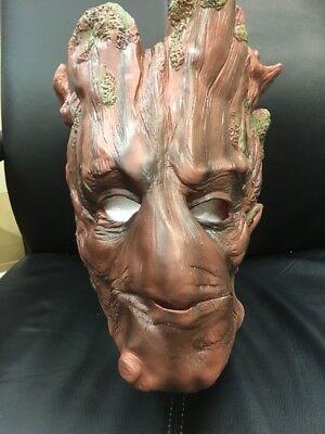 UK Groot Guardians Of The Galaxy Maske Erwachsene Kostüm Verkleidung Halloween