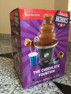 Sunbeam CF4200 Snack Heroes Chocolate Fountain