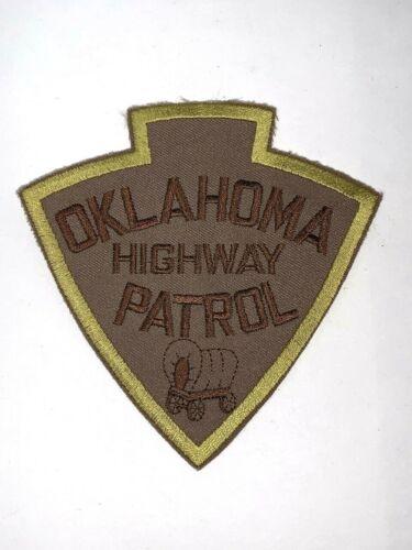 Oklahoma Highway Patrol Patch