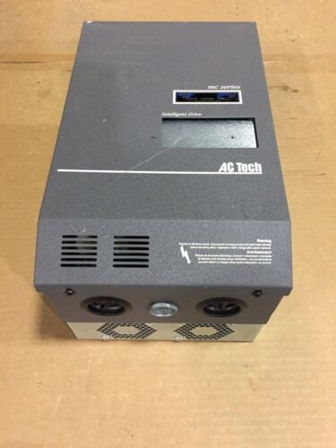 AC Tech Variable Speed Drive