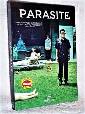 Parasite (DVD, 2020) NEW Joon-ho Bong con-artists asian grifter best film