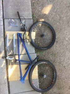 Norco frame and other parts