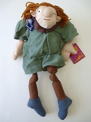 Applause Disney The Hunchback of Notre Dame Quasimodo Plush Stuffed Doll