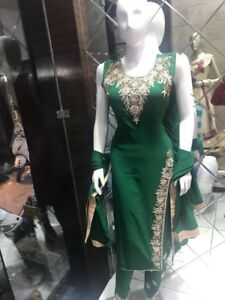 Indian Pakistani ladies exclusive garments lehnga gowns anarkali