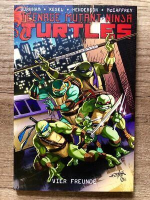 Panini Comics TEENAGE MUTANT NINJA TURTLES Band 6 - Vier Teenage Mutant Ninja Turtles