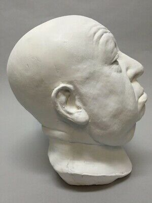 Alfred Hitchcock Life Size Resin Bust Psycho Horror Halloween