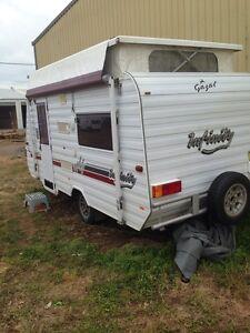 Gazal infinity pop top caravan Cooma Cooma-Monaro Area Preview